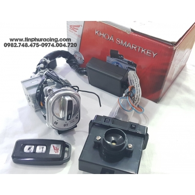 Smart Key SE cho Winner 150