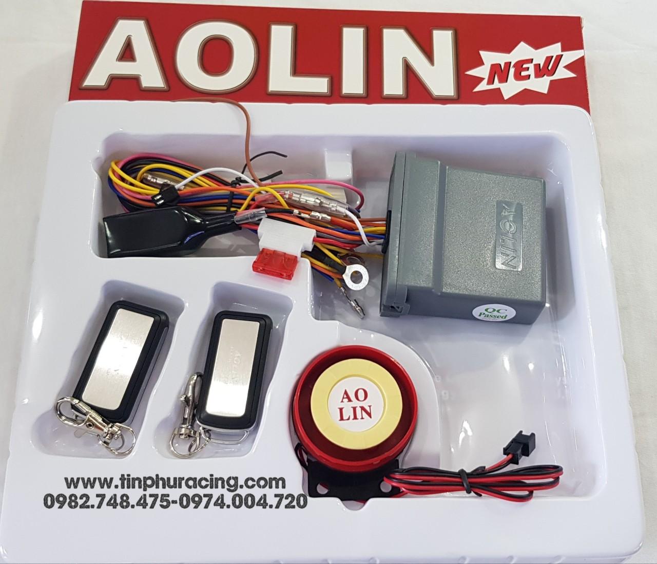 Chống trộm AOLIN | Call 0974004720